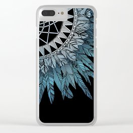 now I lay me down Clear iPhone Case