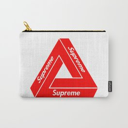 Palace x Supreme Carry-All Pouch