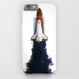 To the stars iPhone Case