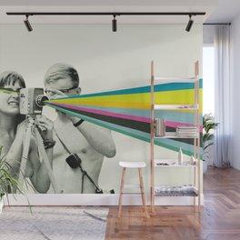 Back to Basics Wall Mural
