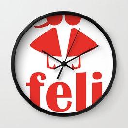 feli Wall Clock