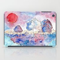 country iPad Cases featuring COUNTRY by augusta marya