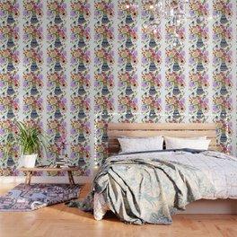 Calico Bouquet Wallpaper