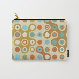 Retro pattern N1 Carry-All Pouch