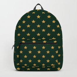 Pattern Stars Backpack