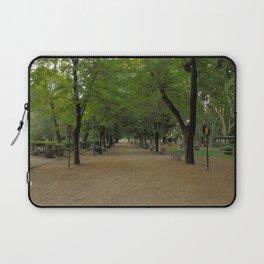 Passeggiata per Villa Borghese Laptop Sleeve