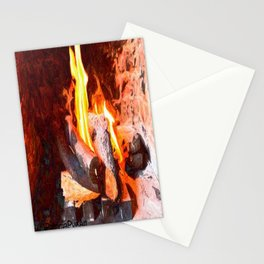 Logfire SLR  Stationery Cards