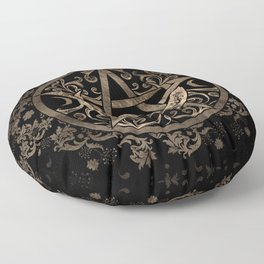 Pentagram Ornament Floor Pillow