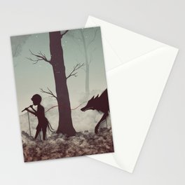 Wolf Parade Stationery Cards