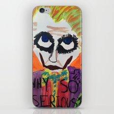 The Joker iPhone & iPod Skin