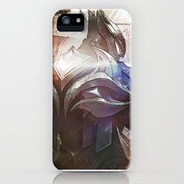 Championship ZED iPhone Case
