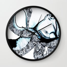 Undefiled Wall Clock