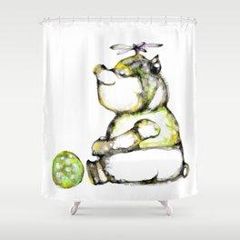 cool kid 2 Shower Curtain