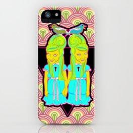 Nightengale iPhone Case