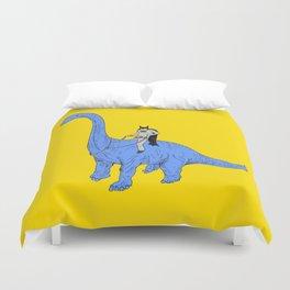 Dinosaur B Duvet Cover