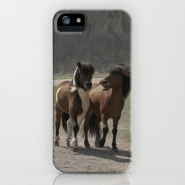 Are you hungry as well? iPhone Case