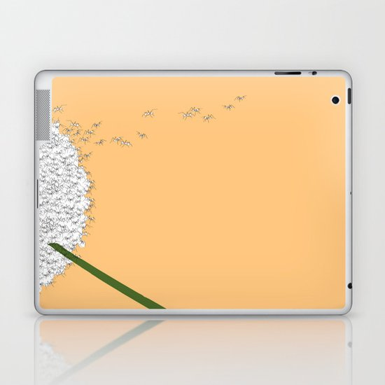 Flying ants Laptop & iPad Skin