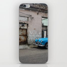 Viva la Revolucion iPhone Skin
