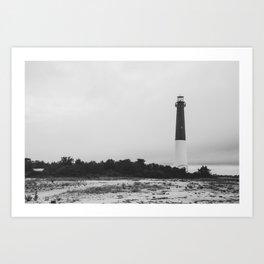 Guide Me to Shore Art Print