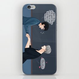 Professional Amateur iPhone Skin