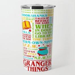 Granger Things Travel Mug