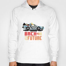 Back to the future: Delorean Hoody