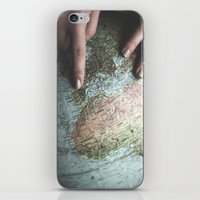 spain iPhone & iPod Skins featuring Spain by Haley Marshall Photography