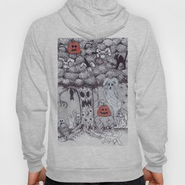 Spooky Hare Hollow Hoody