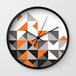 Adscititious No. 2 Wall Clock
