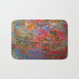 Rust Texture 43 Bath Mat