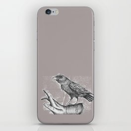 She is free now... iPhone Skin