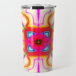 mandalas Travel Mug