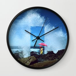 Magic Door to the Other Side Wall Clock