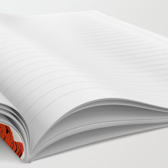 Tiger by Andrea Lauren Design Notebook