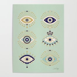 Evil Eye Collection Poster