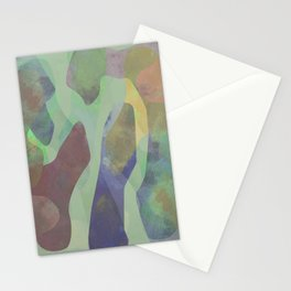 Camouflage XXI Stationery Cards