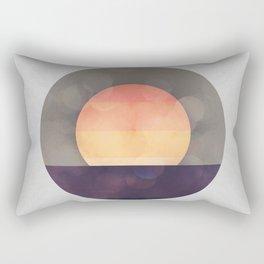 Sun Drenched Rectangular Pillow