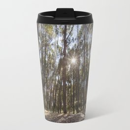 View of eucalyptus Travel Mug
