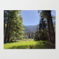 5 mile island Canvas Print