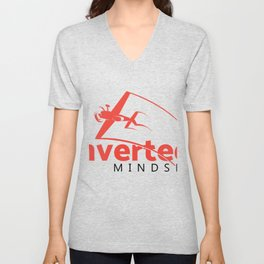 Inverted Mindset Unisex V-Neck