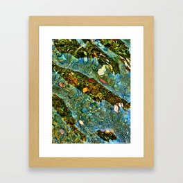Penny Wishes Photography Framed Art Print