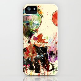 World as One : Human Kind iPhone Case