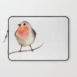 bird bullfinch Laptop Sleeve