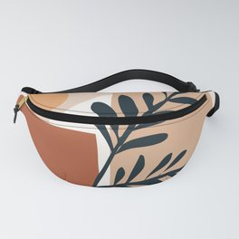Geometric Shapes Fanny Pack