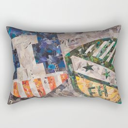 Mom's day auction 2017 Rectangular Pillow