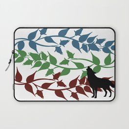 The Wolves of Mercy Falls Laptop Sleeve