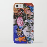 political iPhone & iPod Cases featuring Political Circus by eVol i