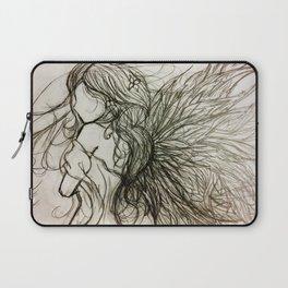 Faceless Angel Laptop Sleeve