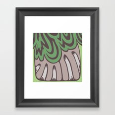 ticklish Framed Art Print