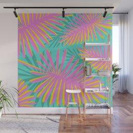 Pop Tropicals III Wall Mural